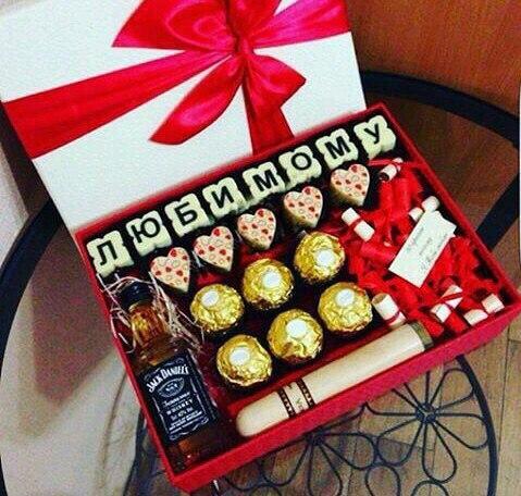 Необычные подарки для любимого мужчины на новый год